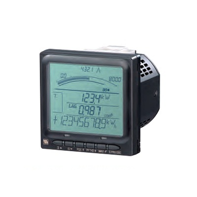 Đồng hồ đo công suất M-System,M-SYSTEM  multi-function electric meter 54U-2209-AD4
