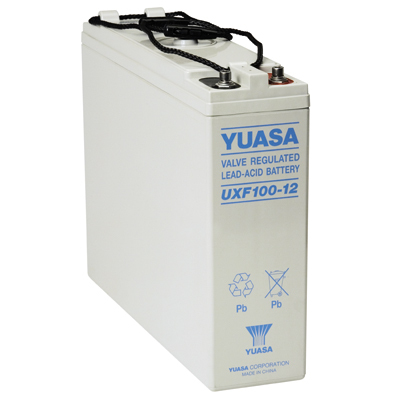 Ắc quy battery Yuasa UXF100-12 12V100AH ​​ship / communication equipment / DC screen electric cabinet battery