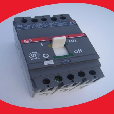 Aptomat, MCCB,  molded case circuit breaker, air switch, ABB SACE S2N160 3P/4P R125A R160A