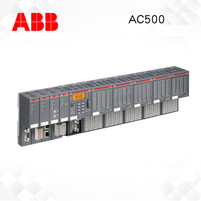 Bộ điều khiển PLC ABB, AC500 series CPU expansion communication module CM572-DP CM592-DP