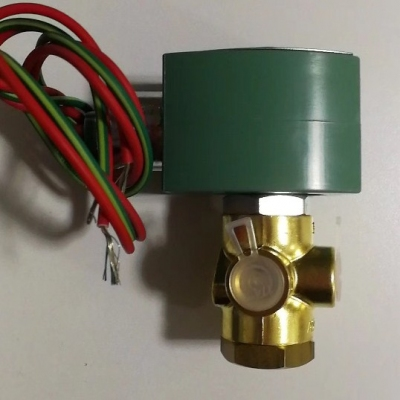 Van điện từ ASCO,ASCO solenoid valve two three-way 8320G174 brass NPT1/4