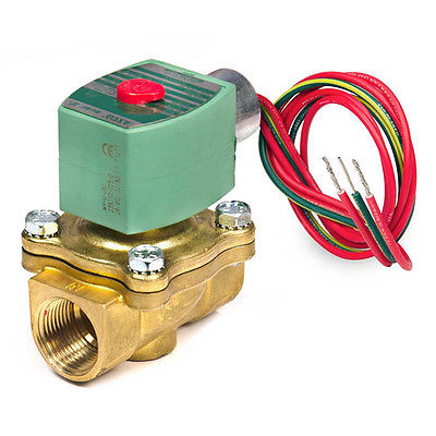 Van điện từ ASCO,ASCO solenoid valve STEAM & HOT WATER MODEL 8220G408