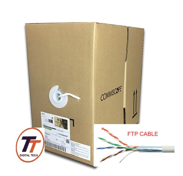 CÁP MẠNG COMMSCOPE/TE/AMP CAT5E FTP
