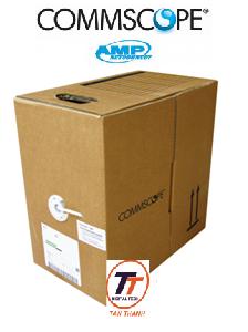 Cáp Commscope Cat5 Mã 6-219590-2 UTP AMP