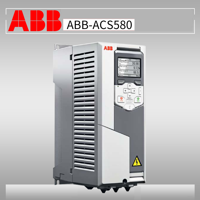 Biến tần ABB, ABB inverter ACS580-01-045A-4 with Chinese control panel 062A 073A 088