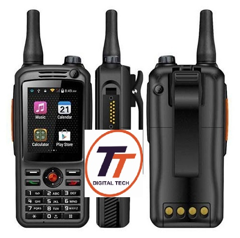Bộ đàm 3G + điện thoại Android,android walkie talkie, ZELLO F22