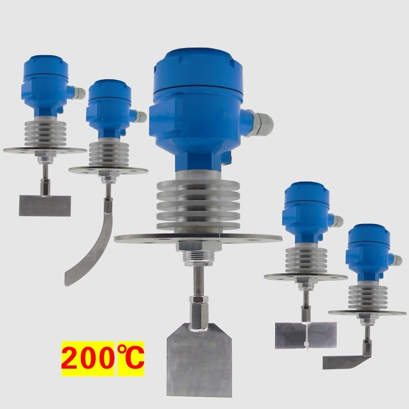 Cảm biến mức, công tắc báo mức, RS-10 Rotary switch material level switch 200 °C degree 220V/110V/24V/24DC flange high temperature